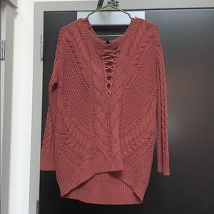 express sweater 2 colors,
